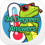 94 Degrees Answers