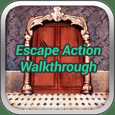 Escape Action Walkthrough