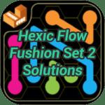 Hexic Flow Fushion Set 2 Solutions