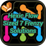Hexic Flow Sized 7 Frenzy Solutions