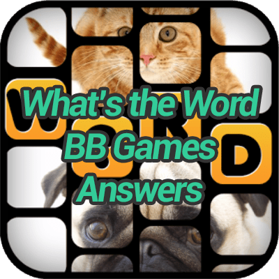 Whats The Word BB Games Answers