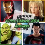 4 Pics 1 Movie 2014 Answers