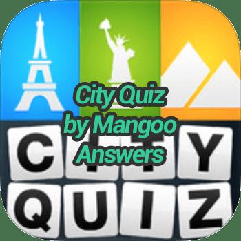 City Quiz Mangoo Answers