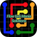 Flow 6×6 Mania Solutions