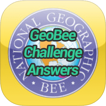 GeoBee Challenge Answers
