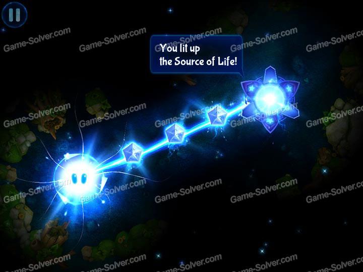God Of Light World 1 Level 1 Solutions