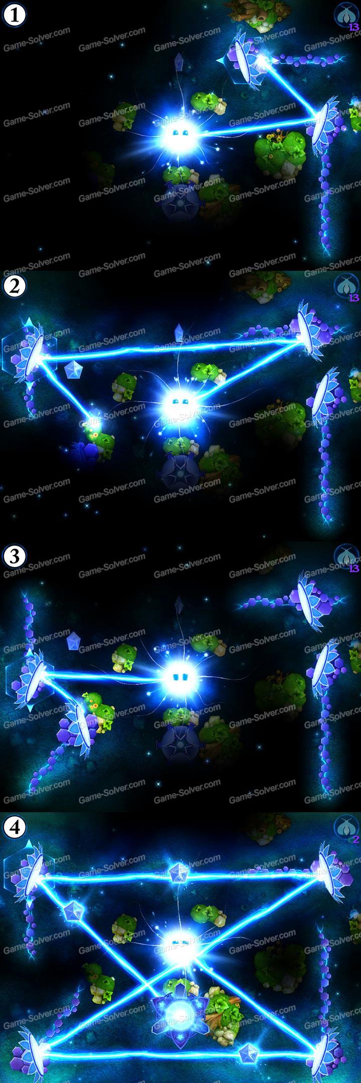 God Of Light World 1 Level 16 Solutions