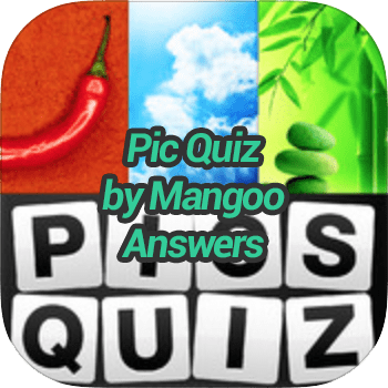 Pics Quiz Mangoo Answers