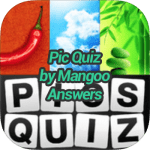 Pics Quiz Mangoo Answers
