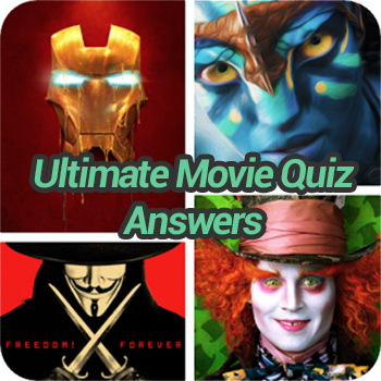 Ultimate Movie Quiz Answers