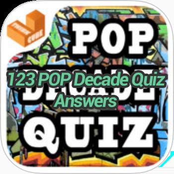 123 Pop Decade Quiz Answers
