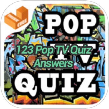 123 Pop TV Quiz Answers