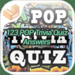 123 Pop Trivia Quiz Answers