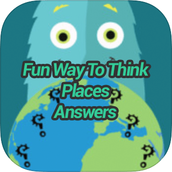 Fun Way To Think Places Answers