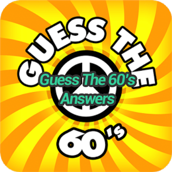 Guess The 60s Answers