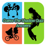 Guess The Shadow Quiz Answers