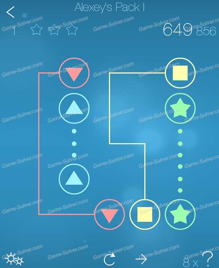 Symbol Link Alexey's Pack 1 Level 1