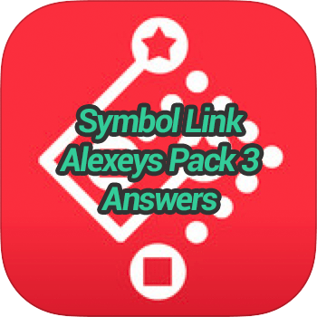 Symbol Link Alexeys Pack 3 Answers