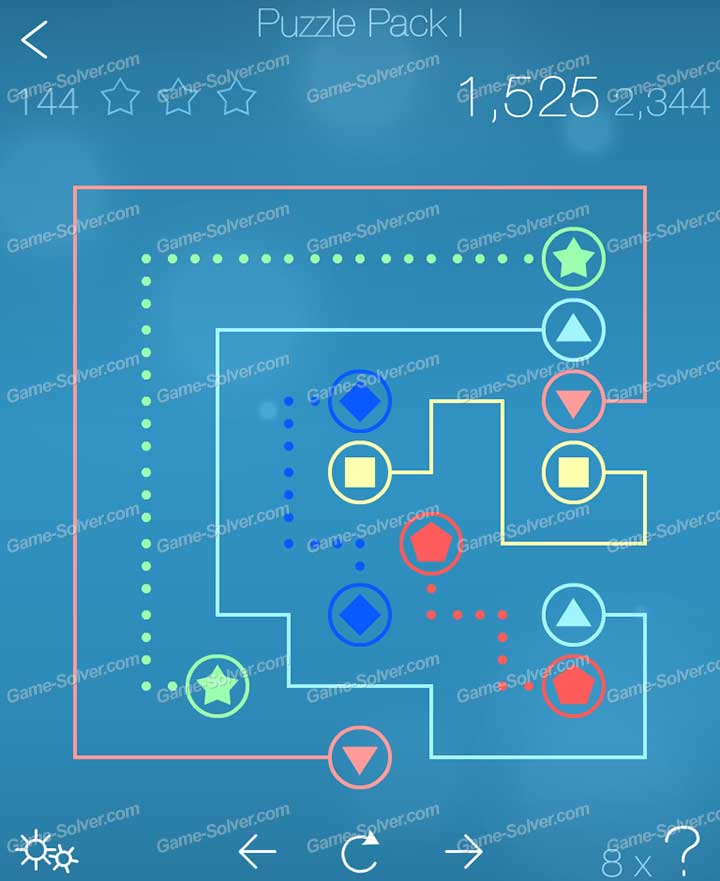 Symbol Link Puzzle Pack 1 Level 144
