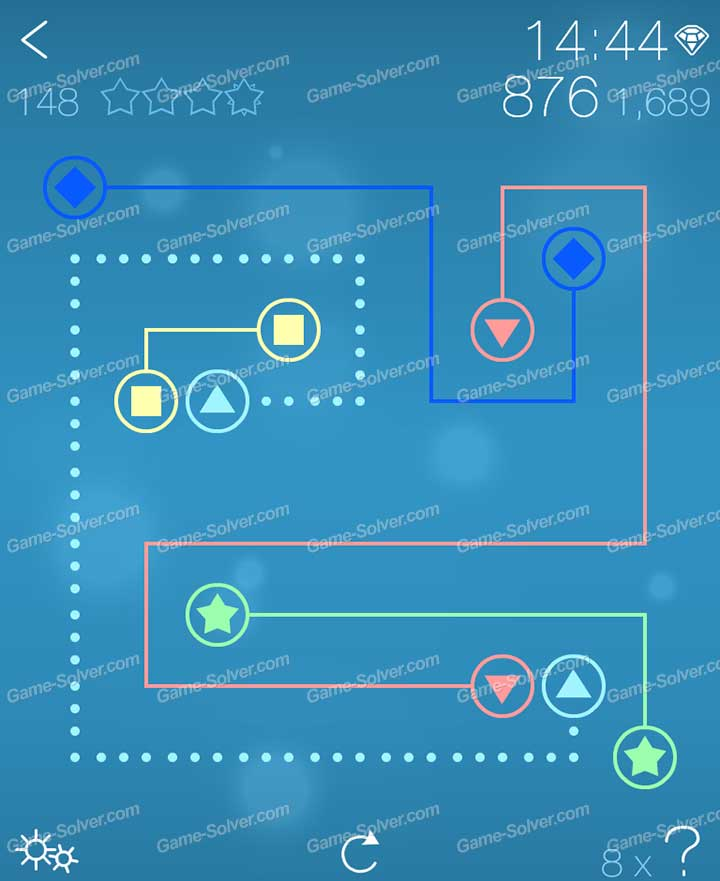 Symbol Link Puzzle Pack 1 Level 148