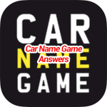 Car Name Game Answers