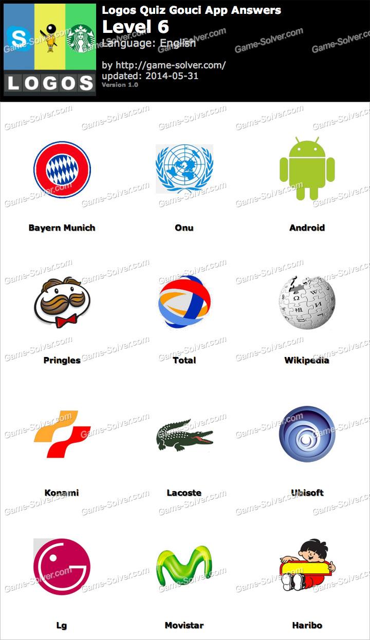 Logos Quiz Gouci App Level 6