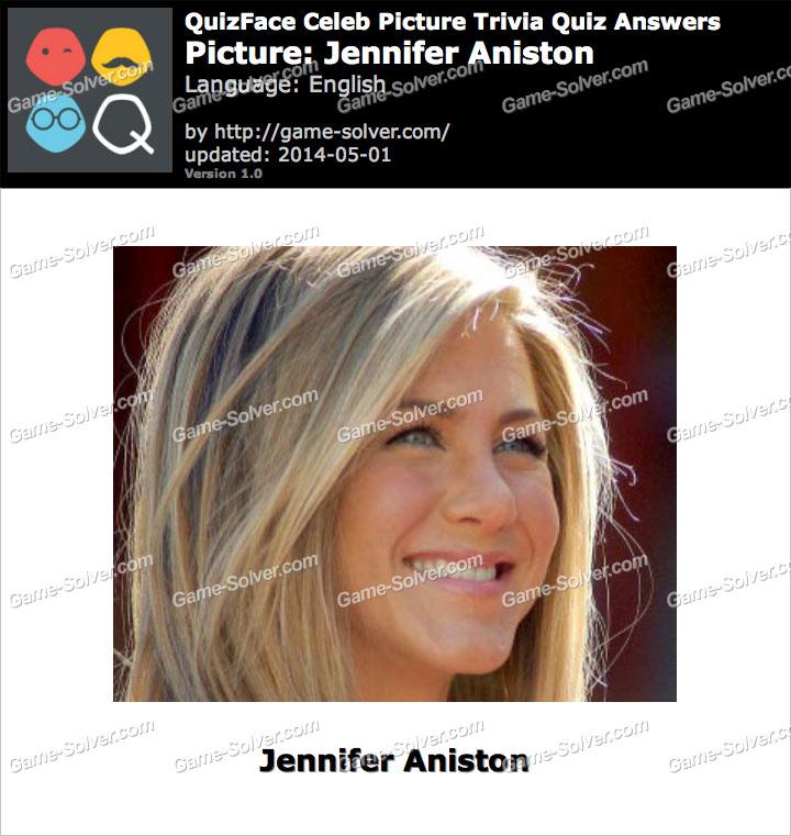 QuizFace Level Jennifer Aniston