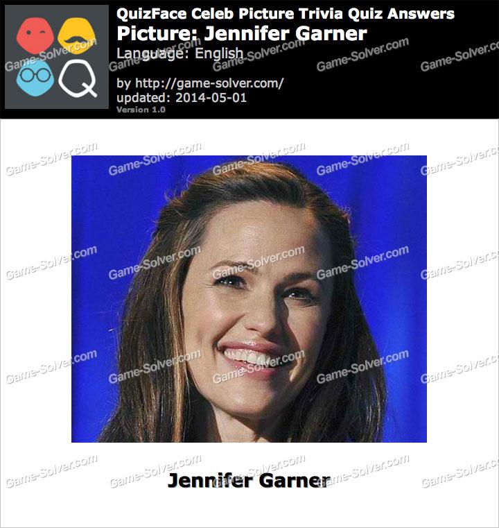 QuizFace Level Jennifer Garner