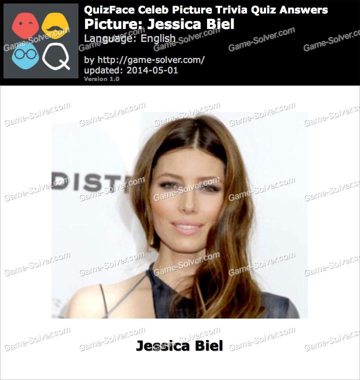 QuizFace Level Jessica Biel