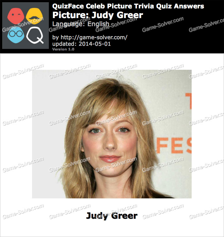 QuizFace Level Judy Greer