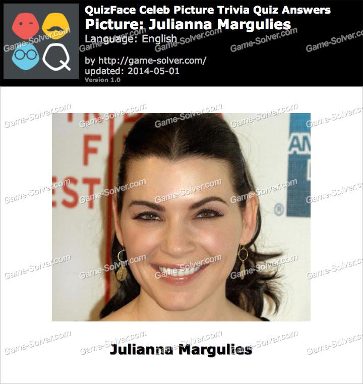 QuizFace Level Julianna Margulies