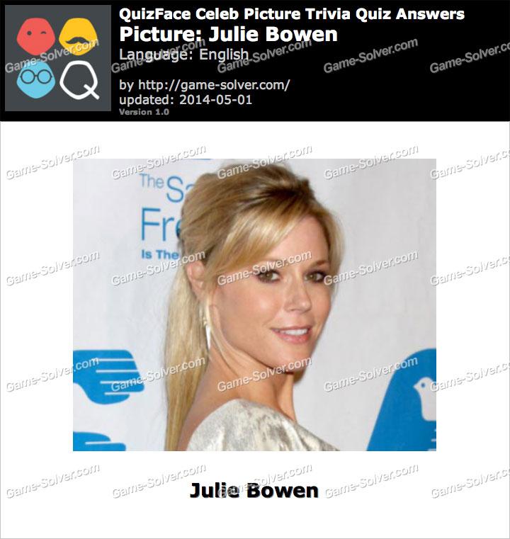 QuizFace Level Julie Bowen