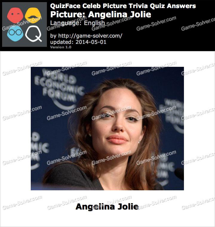 QuizFace Level Angelina Jolie