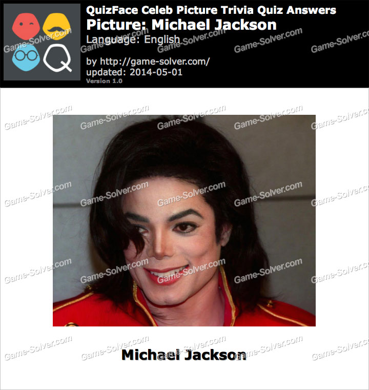 QuizFace Level Michael Jackson