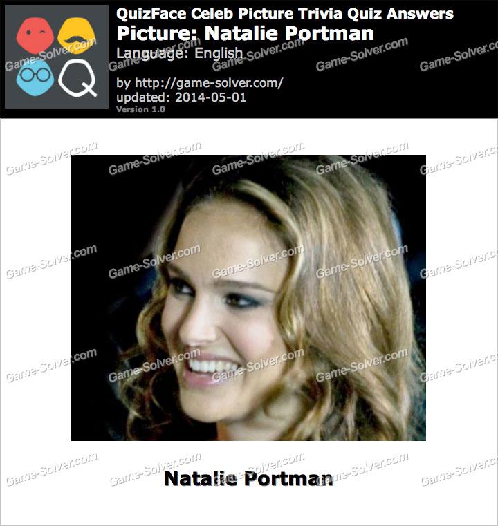 QuizFace Level Natalie Portman