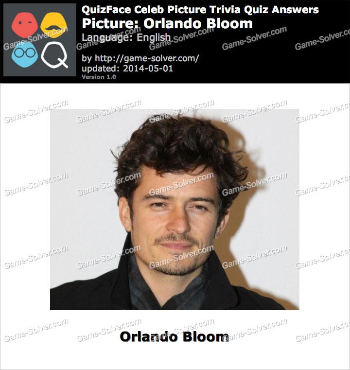 QuizFace Level Orlando Bloom