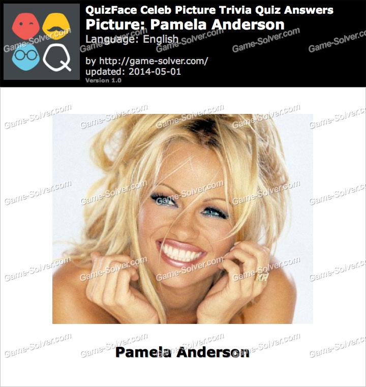 QuizFace Level Pamela Anderson