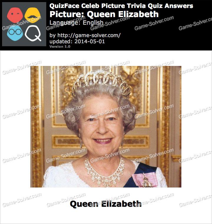 QuizFace Level Queen Elizabeth