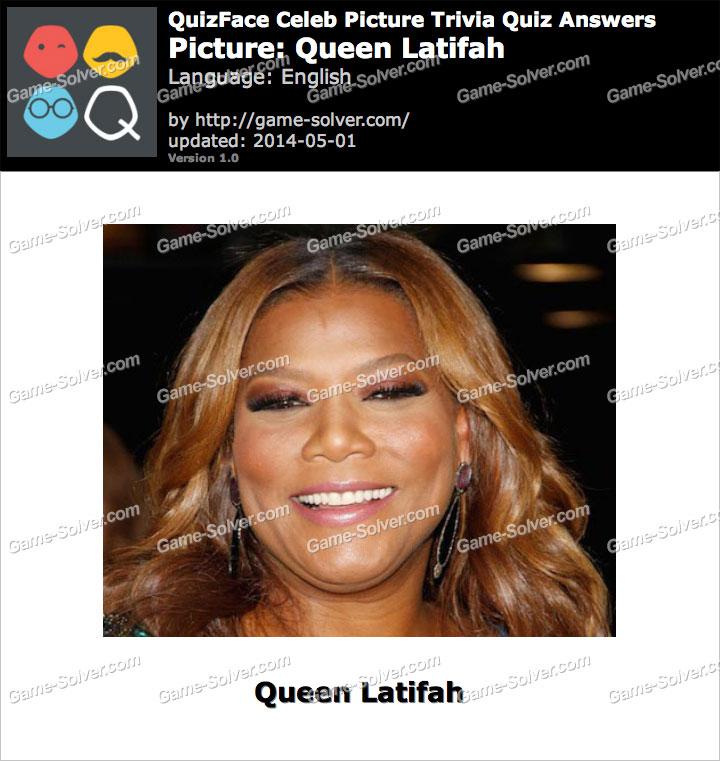 QuizFace Level Queen Latifah