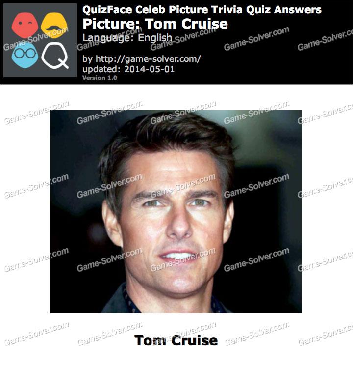 QuizFace Level Tom Cruise