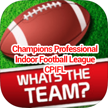 Whats The Team Champions Professional Indoor Football League CPIFL Answers