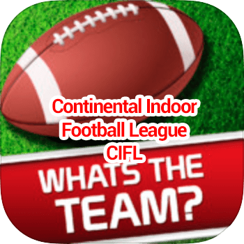 Whats The Team Continental Indoor Football League CIFL Answers