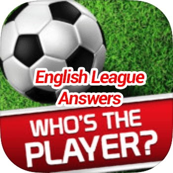 Whos The Player English League Answers