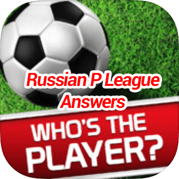 Whos The Player Russian P League Answers