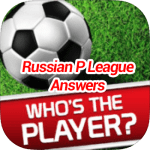 Who's The Player Russian P League Answers