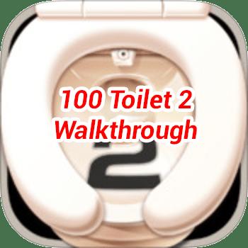 100 Toilet 2 Walkthrough