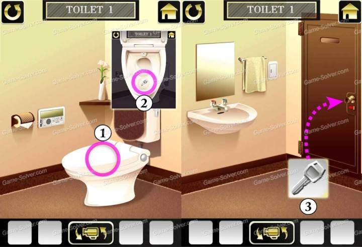 100 Toilets 2 Level 1