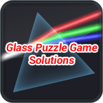 Glass Puzzle Game by Cube3rd Solutions