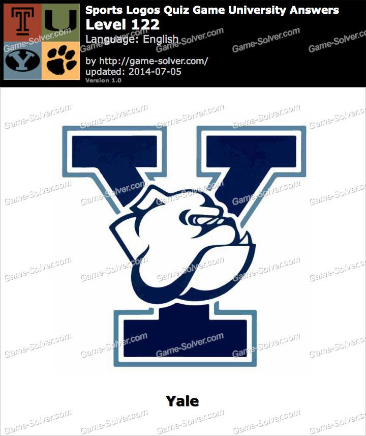 Sports Logos Quiz Game University Level 122