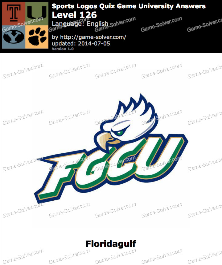 Sports Logos Quiz Game University Level 126